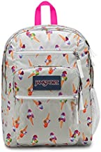 JanSport Big Student Backpack - Cones And Scoops - Oversized