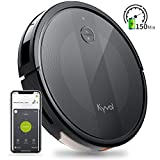 Kyvol Cybovac E20 Robot Vacuum, 2000Pa Strong Suction Robotic Vacuum Cleaner, 150 Mins