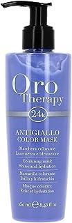 Fanola Oro Therapy Colouring Mask Antigiallo (Anti-Yellow) 250ml