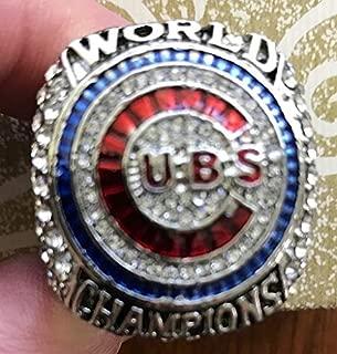 Chicago Cubs Kris Bryant 2016 Replica Championship Ring