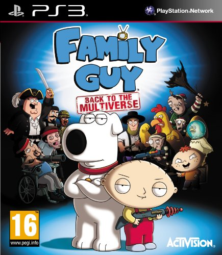 Family Guy: Back to the Multiverse (Playstation 3) [UK IMPORT]