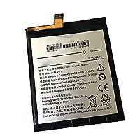 新品LenovoノートパソコンバッテーLenovo ZUK Z2151 Edge Z2X BL271交換用のバッテリー 電池互換3000Wh/11.6Wh 3.85V