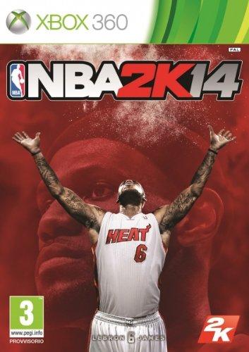 2K NBA 2K14, Xbox 360 - Juego (Xbox 360, Xbox 360, Deportes, E (para todos))
