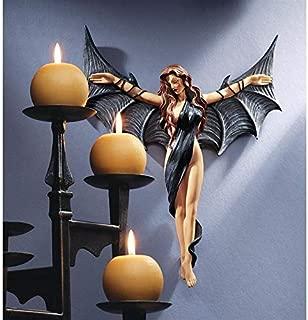 Design Toscano The Midnight Mistress Vampire Wall Sculpture