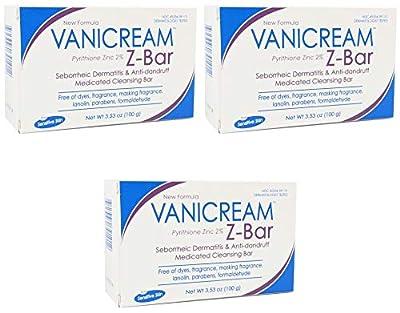 Vanicream Z-Bar Medicated Cleansing