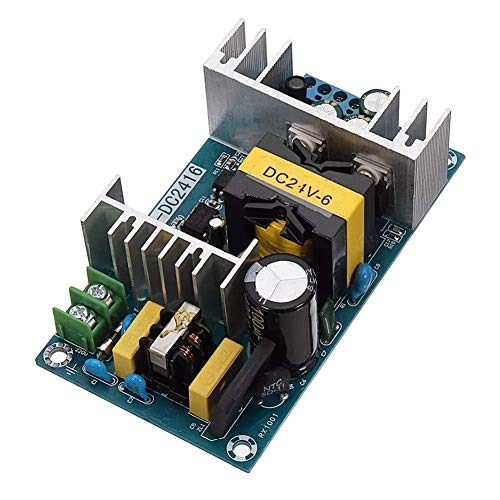 KEKEYANG DC 24V6A 150W Switching Power Suppl High Efficienc Module High Power Industrial Power Module Bare Board Woodworking Tools Controller Board