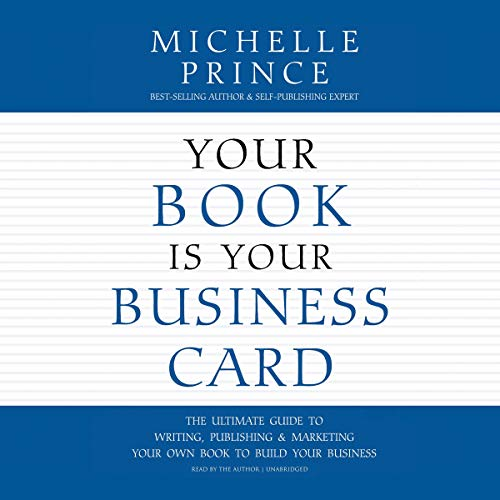 Your Book Is Your Business Card cover art