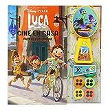 Luca. Cine en casa: Cuento y proyector (Disney. Luca)