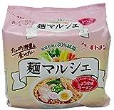麺マルシェ 減塩しょうゆ味ラーメン(5食入)