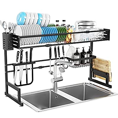 Over Sink Dish Drying Rack (Sink Size from 24&#...