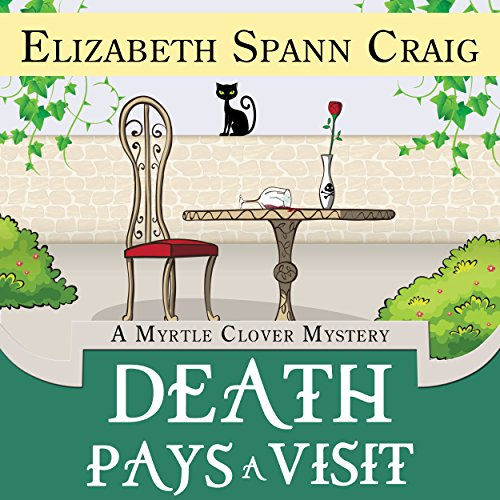Death Pays a Visit audiobook cover art