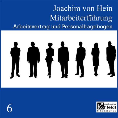 Arbeitsvertrag und Personalfragebogen Titelbild
