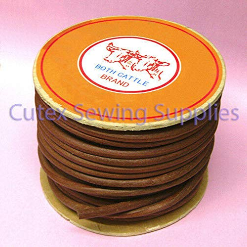 Check Out This Super Sewing Supplies for Oak Leather Belt for Sewing Machines 11/32 Wide, 100 Ft Ro...
