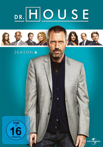 Dr. House - Season 6 [6 DVDs]