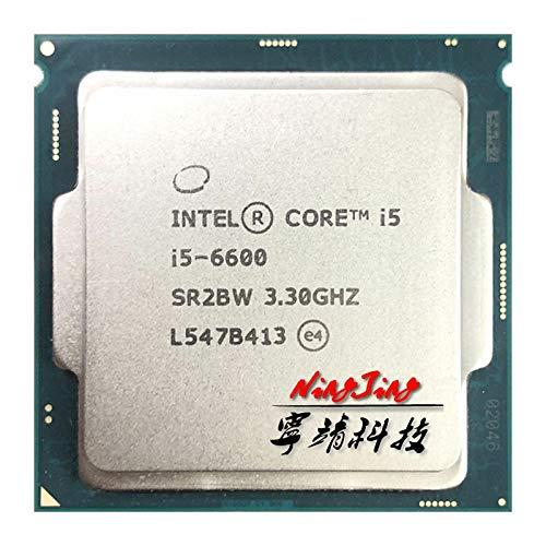 i5-6600 i5 6600 3.3 GHz SR2BW/SR2L5 Quad-Core Quad-Thread CPU Processor 6M 65W LGA 1151
