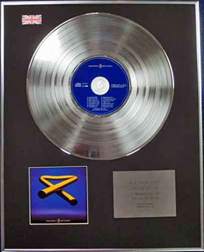Century Music Awards Mike Oldfield Platin CD (Limitierte Auflage)