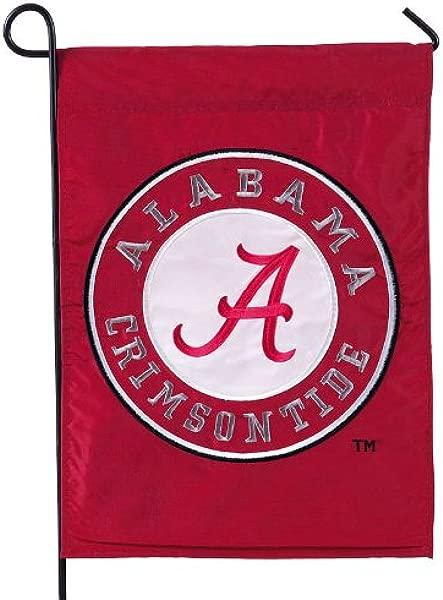Team Sports America Alabama Crimson Tide Garden Flag