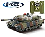 s-idee Battle Panzer 516-10 1:24 Kampfpanzer 2.4 Ghz RC