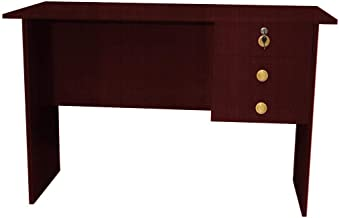 Galaxy Office Desk (W)120 x (D)60 cm Cherry Brown Color Model -GNAD-123CB