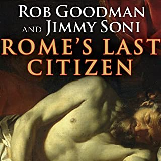 Rome's Last Citizen cover art