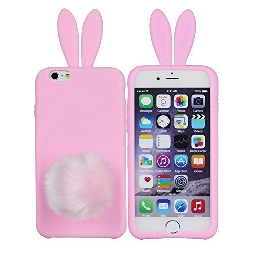 the latest 412f6 d1ae8 Iphone 6s Bunny Case: Amazon.com