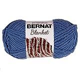 Bernat Blanket Yarn (150g/5.3 oz) Country Blue