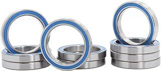 1905317 MR31190-RS LLB Bearings for Bottom Bracket, Pick of 2Pcs 19317 2RS Ball Bearing 19.05x31x7mm Chromium Steel Direct Press Dust Seal