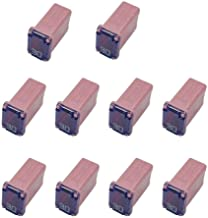 10 Pack 608830 30 Amp Micro Cartridge Fuses - FMM MCASE Type