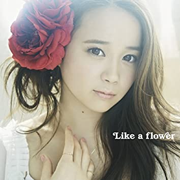 Like a flower<TYPE-A>