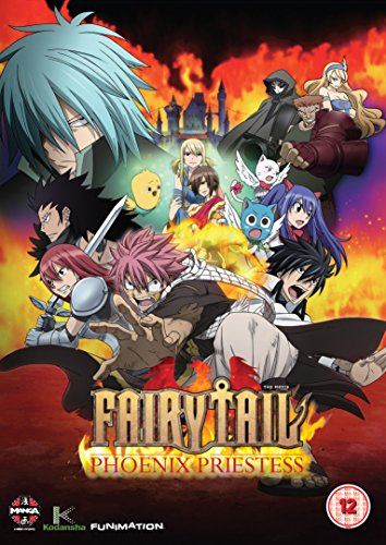 Fairy Tail The Movie: Phoenix Pr...
