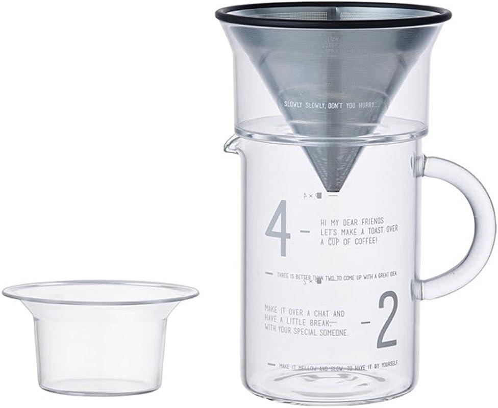 4 Cup Serving Set