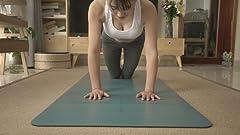 Amazon.com : Prosource Fit Classic Yoga Mat 1/8