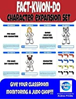 Fact-Kwon-Do: Character Expansion Set 1517613868 Book Cover