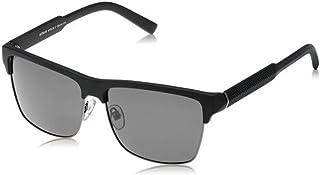 نظارات شمسية للرجال مقاس 59 ملم من تي اف ال - لون رمادي