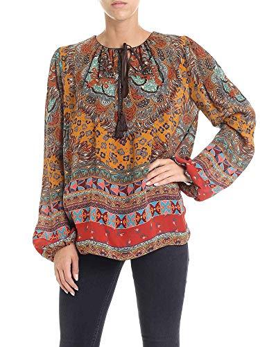 Etro Luxury Fashion Damen 1348650830750 Multicolour Viskose Bluse | Herbst Winter 19