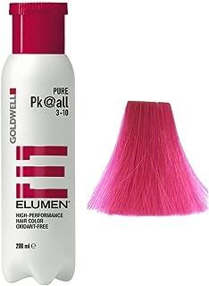 Goldwell Elumen High-performance Hair Color, Pkatall Pure, 6.8 Ounce