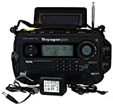emergency radio with alerts
