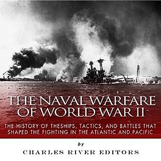 The Naval Warfare of World War II cover art