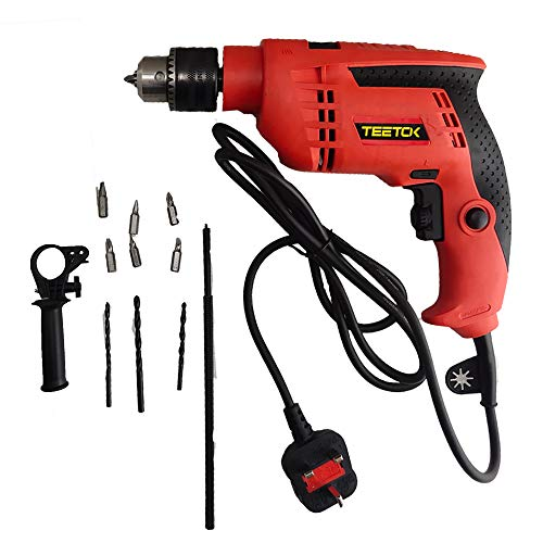 Heavy Duty Rotary Hammer Drill 650W | Impact Hammer Drill Variable Speed