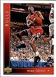 1993-94 Upper Deck #101 Horace Grant Chicago Bulls Basketball NBA