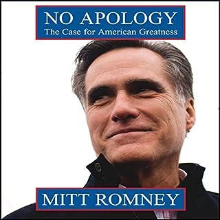 No Apology cover art
