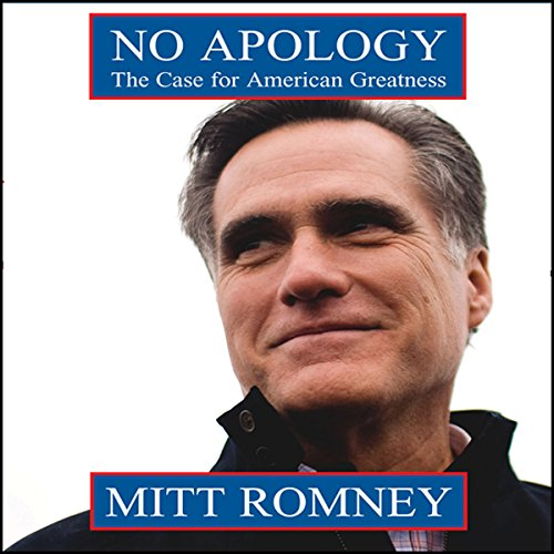 No Apology audiobook cover art