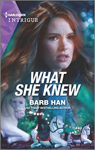 What She Knew (Rushing Creek Crime Spree Book 5)