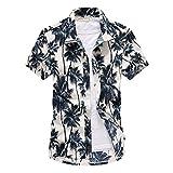 アロハシャツ メンズ ビーチシャツ 半袖シャツ 速乾 超軽量 プリントシャツ 夏 イベン……