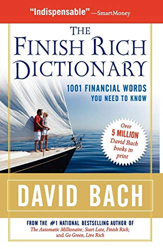 Download The Finish Rich Dictionary: 1001 Financial Words You Need to Know 0195375580