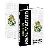 LPD–Agenda (fútbol Real Madrid ilustrado–septiembre 2018A septiembre 2019–12x 17cm