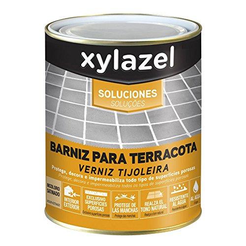 Xylazel - Barniz para terracota satinado 750ml