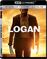 Logan [4K Ultra HD + Blu-ray + Digital HD](Import)