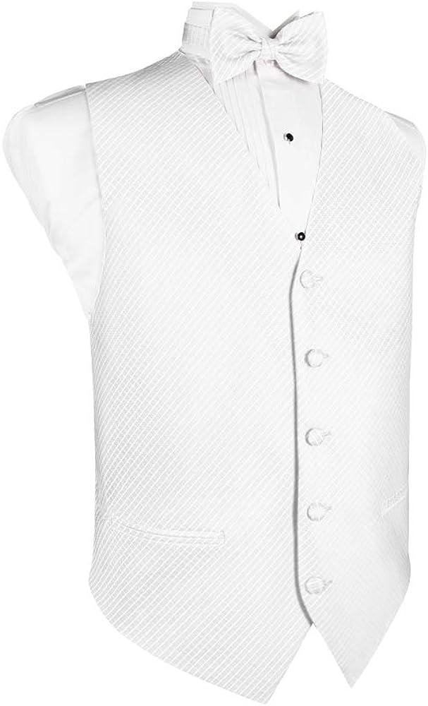 Cardi Palermo 4-Piece Tuxedo Vest Set