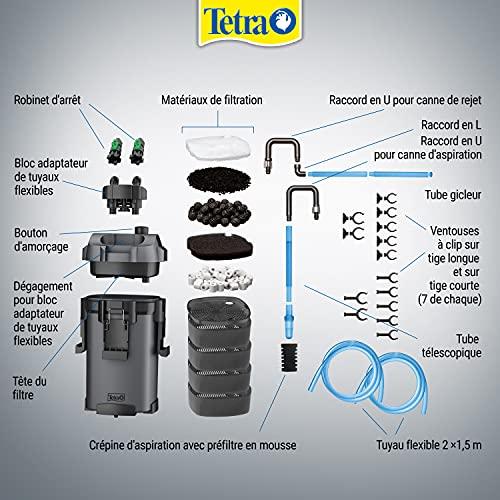 TETRA EX 800 Plus - Filtre Extérieur...